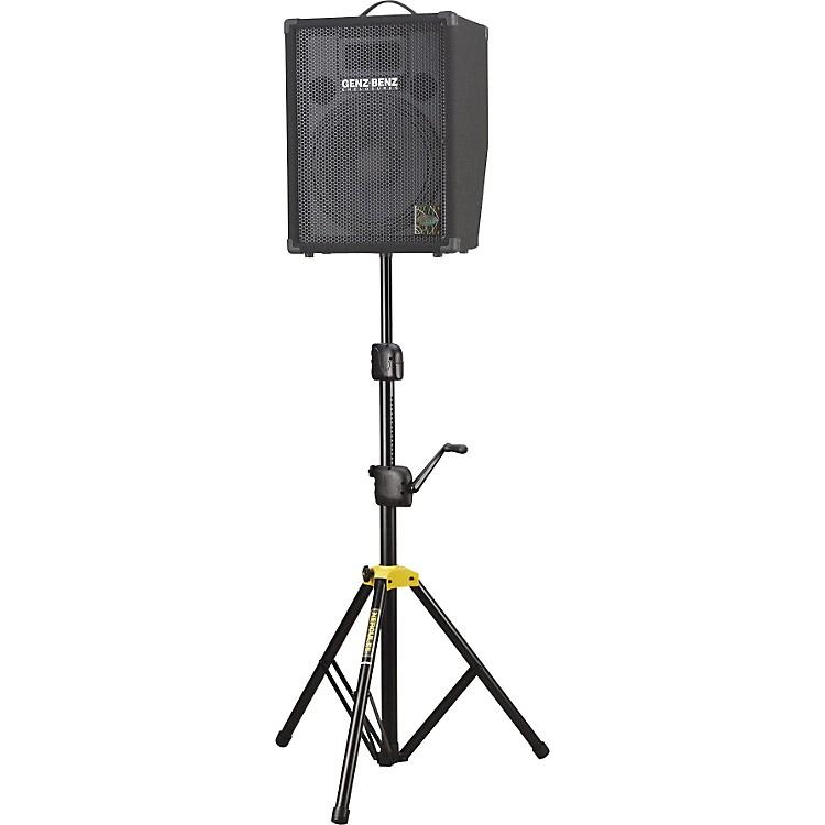 Hercules StandsSS700B Quick-N-EZ Crank Speaker Stand