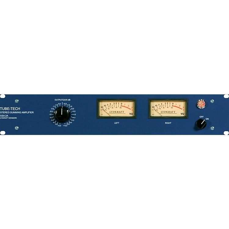 Tube-TechSSA-2B Stereo Summing Amplifier
