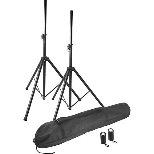 On-Stage Stands SSP7855 Professional Speaker Stand Pack
