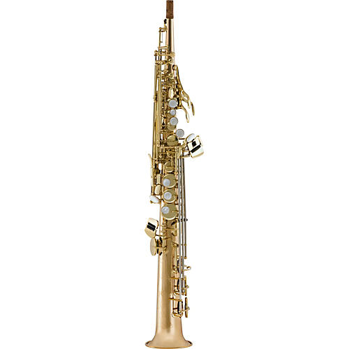 Selmer SSS280R La Voix II Soprano Saxophone Outfit Lacquer