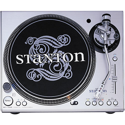 Stanton ST-100 High-Torque Turntable with S Tone Arm