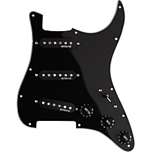 EMG ST-11 SRO Single Coil Prewired Pickguard Black