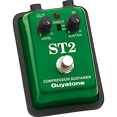 Guyatone ST-2 Compression Sustainer Pedal-thumbnail
