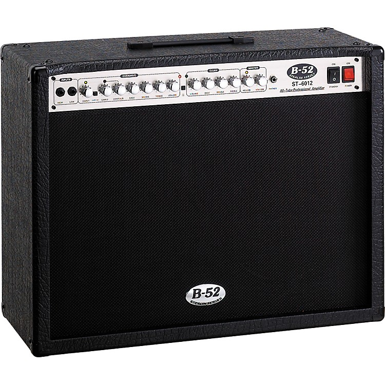 B-52ST-6012 60W Tube 2x12 Guitar Combo Amp with Celestion Vintage 30's