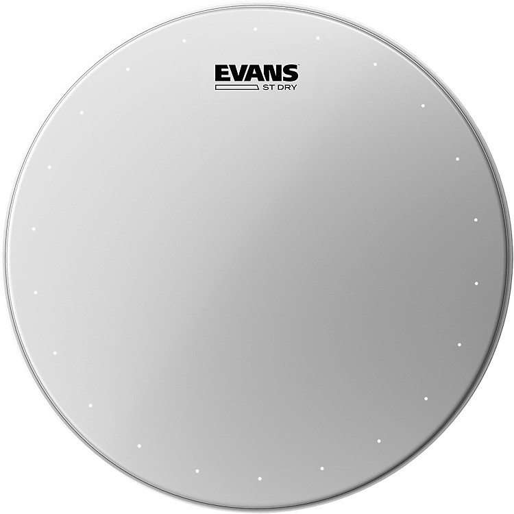 Evans ST Dry Coated Snare Drumhead  13 Inches