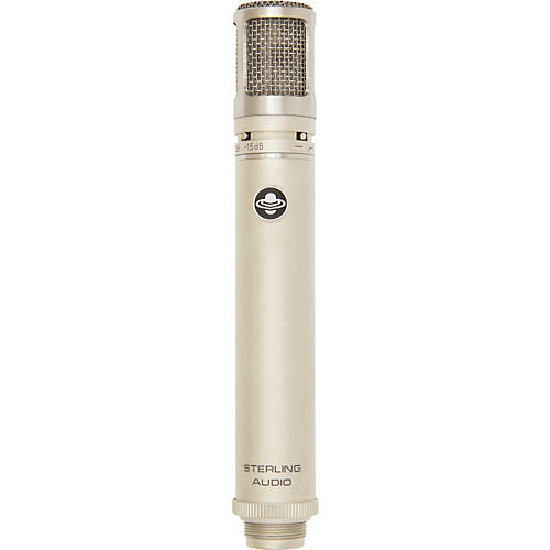 Sterling Audio ST44 Small Diaphragm Tube Condenser Microphone