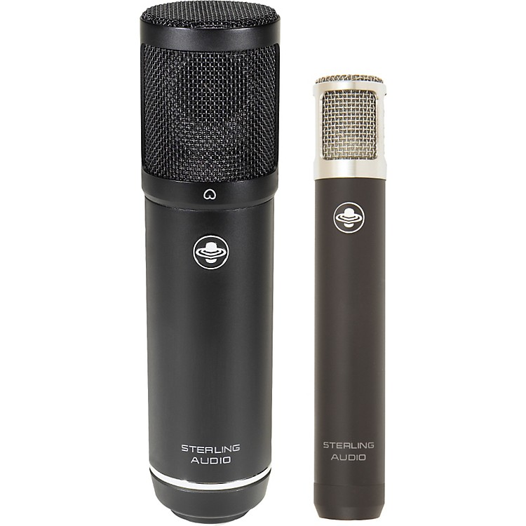 Sterling Audio ST51 / ST31 Condenser Mic Package