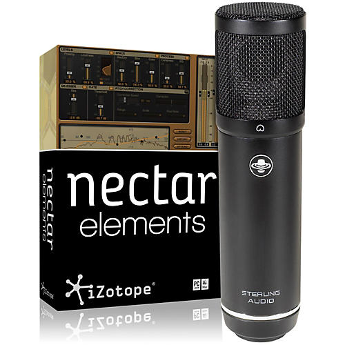 Sterling Audio ST51 Mic with Nectar Elements Bundle