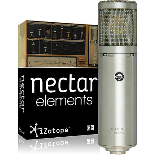Sterling Audio ST69 Mic with Nectar Elements Bundle-thumbnail