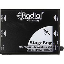 Radial Engineering STAGE BUG SB48 Phantom Power Supply