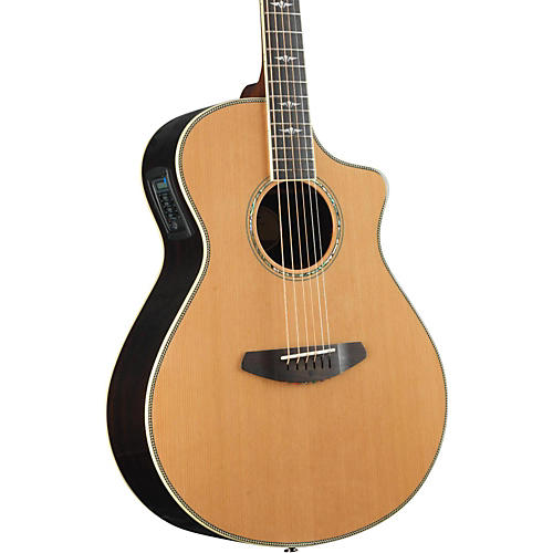 Breedlove STGCONCCD Limited Edition Stage Concert Acoustic-Electric Guitar-thumbnail