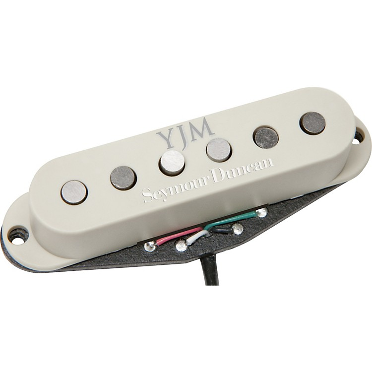 Seymour Duncan STK-S10 YJM Fury Stack Neck Pickup White