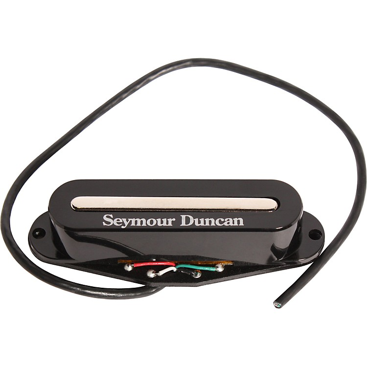 Seymour Duncan STK-S2 Hot Single Coil Pickup Black Neck
