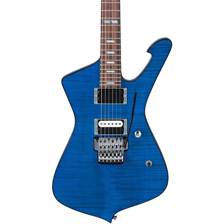 IbanezSTM2 Sam Totman Signature Electric GuitarSapphire Blue