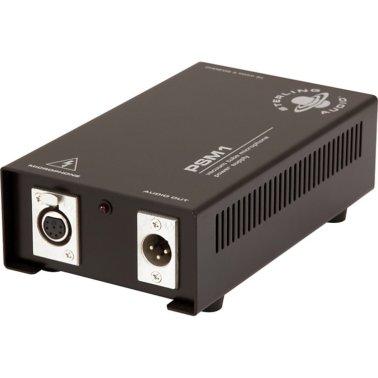 Sterling Audio STPSM1BK Replacement Power Supply Black