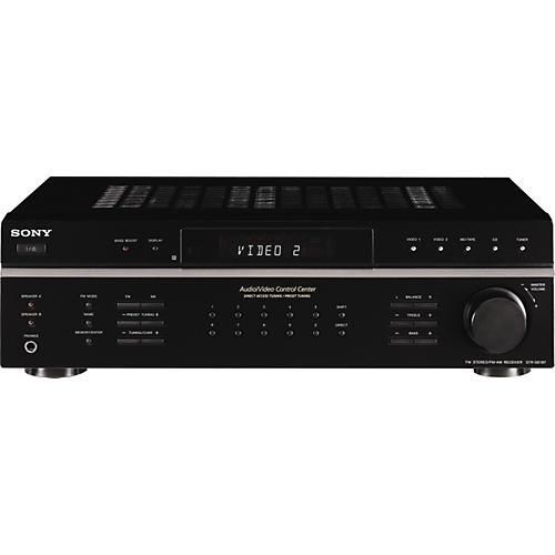 Sony STR-DE197 Stereo Receiver