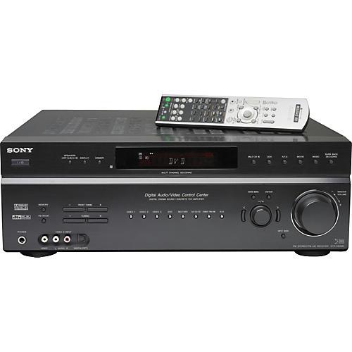Sony STR-DE698 Receiver