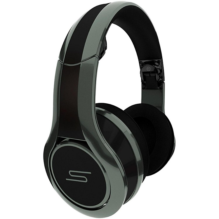SMS AudioSTREET by 50 Cent Wired DJ Headphones