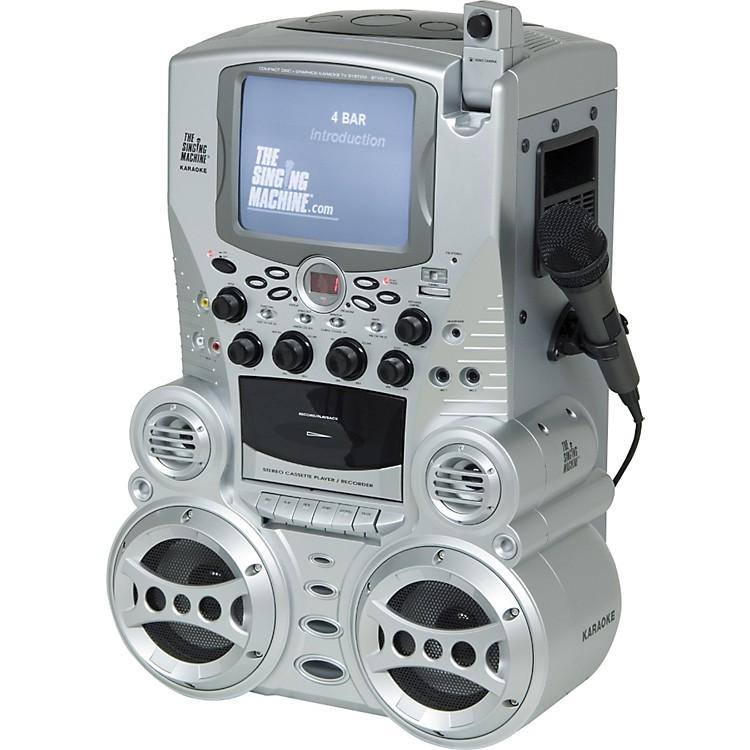 The Singing Machine STVG-718 Top-Load CDG Karaoke System ...