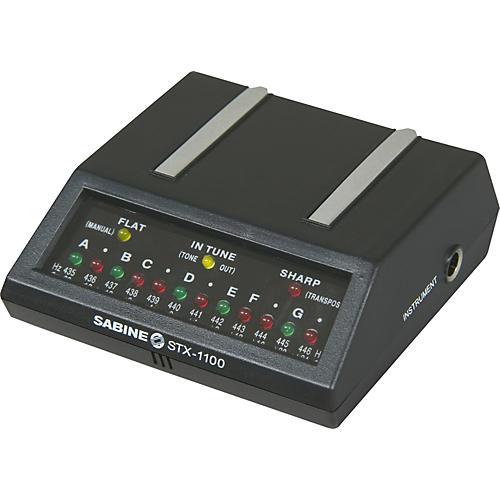 Sabine STX1100 Chromatic AutoTuner-thumbnail