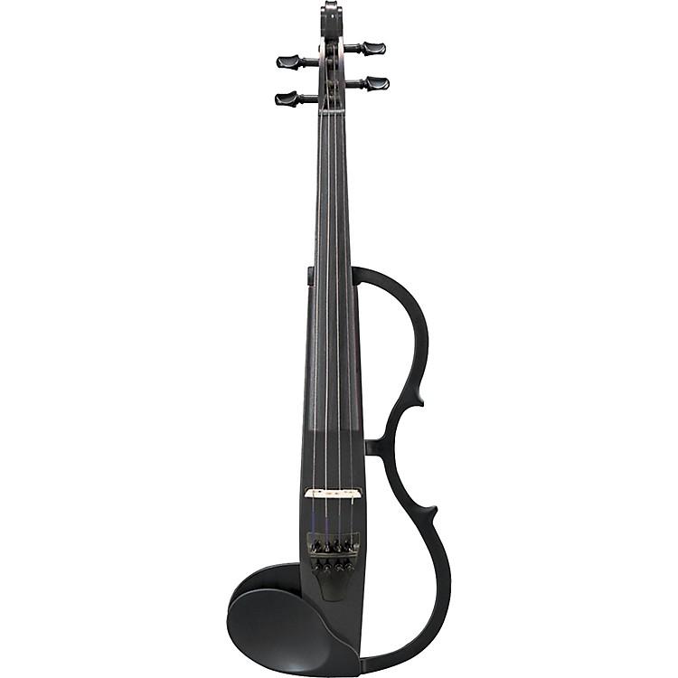 YamahaSV-130 Series Silent Electric Violin - Instrument OnlyBlackInstrument Only
