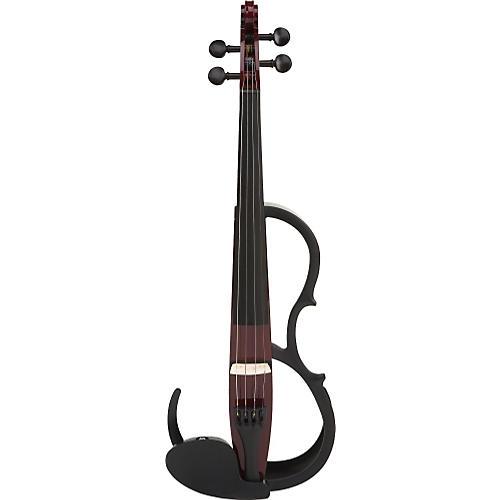 Yamaha SV-150 Silent Practice Violin Brown Instrument Only