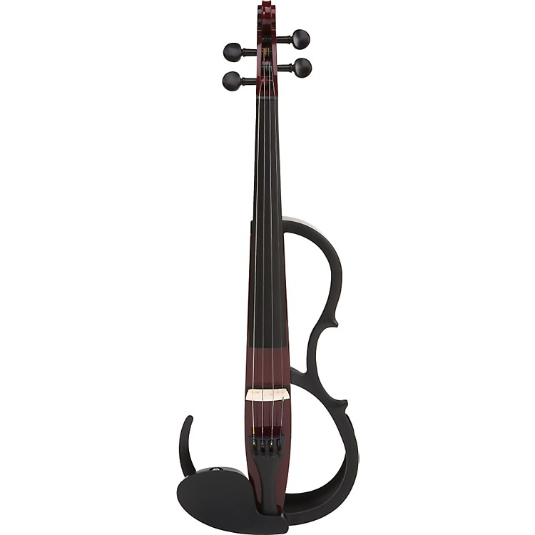 Yamaha SV-150 Silent Practice Violin Brown Instrument Only
