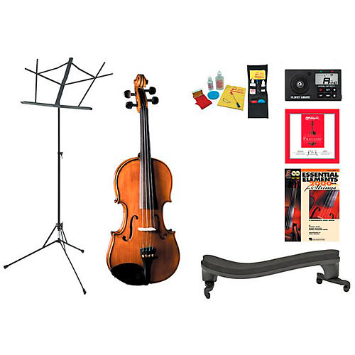 Cremona SV-175 Beginner Student 3/4 Violin Bundle