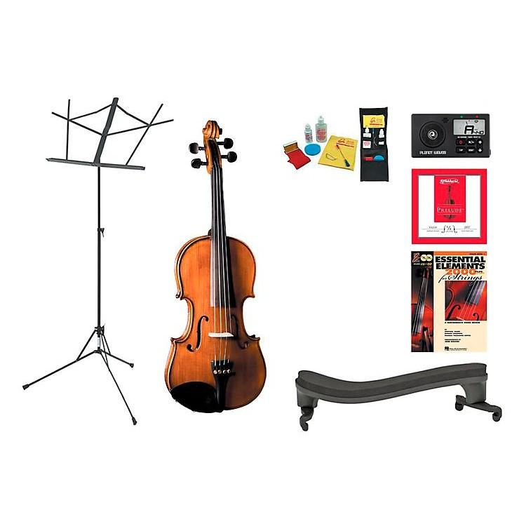 CremonaSV-175 Beginner Student 3/4 Violin Bundle