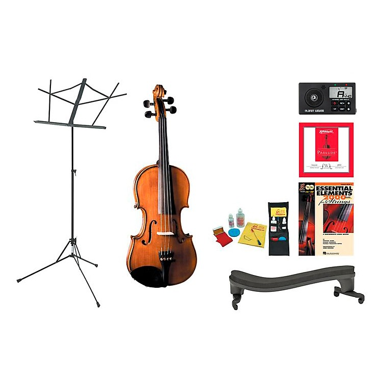 Cremona SV-175 Beginner Student Violin Bundle