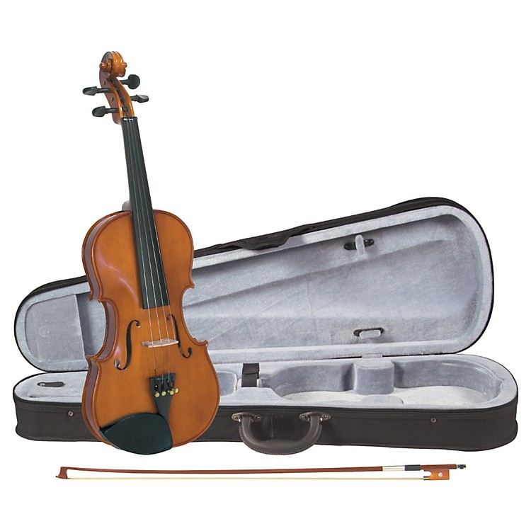 Cremona SV-75 Premier Novice Series Violin Outfit 1/2 Outfit