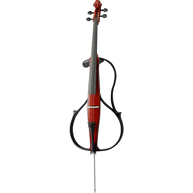 Yamaha SVC-110SK Silent Electric Cello Brown