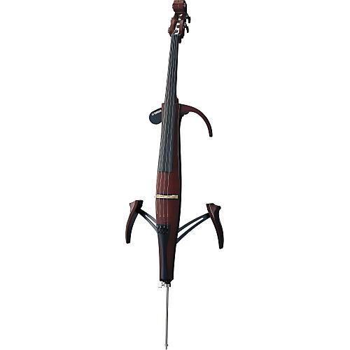 yamaha svc 210sk silent cello brown musician 39 s friend