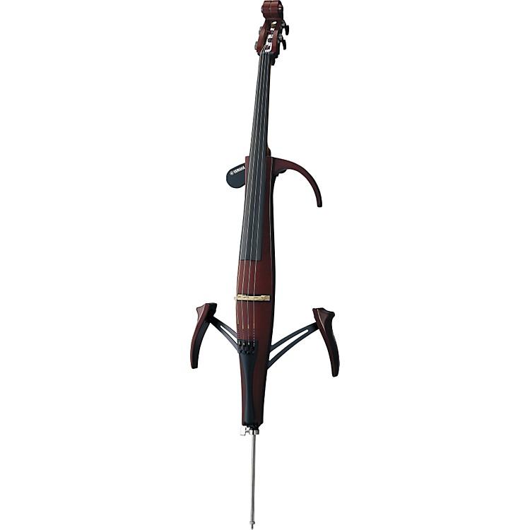 YamahaSVC-210SK Silent CelloBrown
