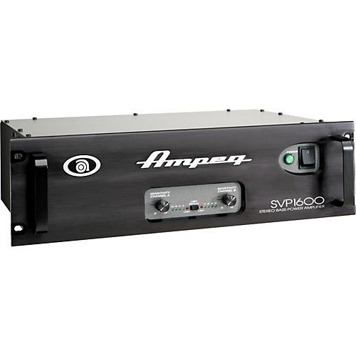 Ampeg SVP1600 1200W Bass Power Amp-thumbnail