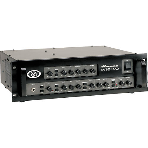 Ampeg SVT-5PRO 2 Channel 1,000W RMS Bass Head