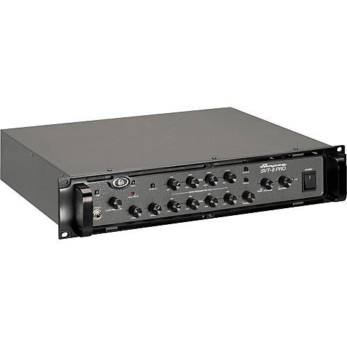 Ampeg SVT-6PRO 1100 Watt Tube/Solid State Bass Head