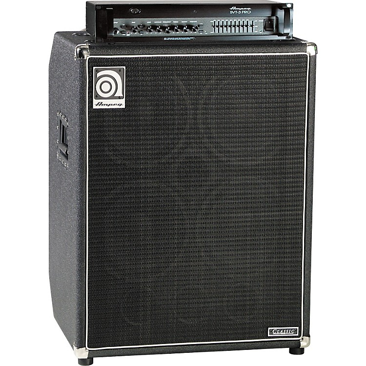 AmpegSVT Bass Amp Half Stack