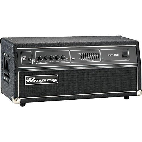 Ampeg SVT450H 450W Classic Series Head
