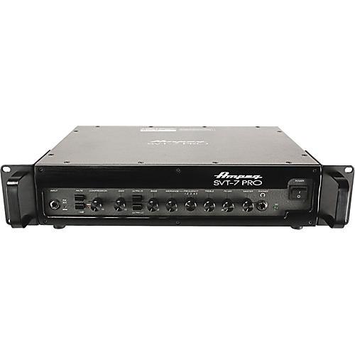 Ampeg SVT7PRO 1000W Class D Bass Amp Head Black