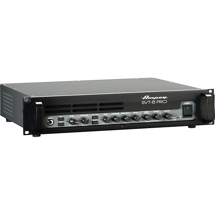 AmpegSVT8PRO Rackmount Bass Amp Head