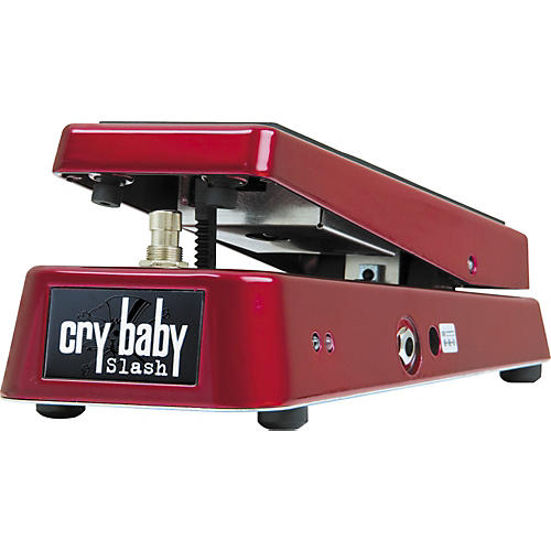 Dunlop SW-95 Autographed Cry Baby Slash Wah