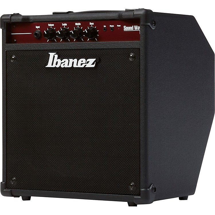 IbanezSW15 15W 1x10 Soundwave Bass Combo Amp