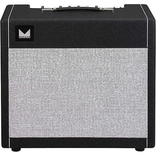 Morgan Amplification SW50R 1x12 50W Tube Guitar Combo Amp with Spring Reverb-thumbnail