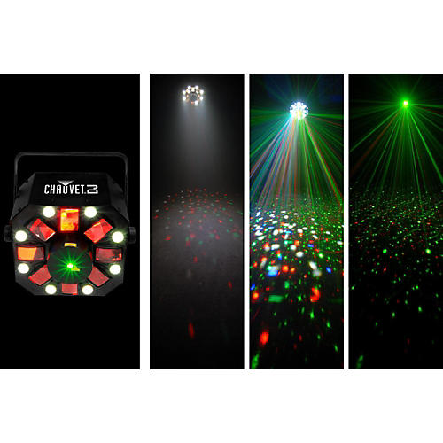 CHAUVET DJ SWARM5FX 3-in-1 Stage Lighting Effect-thumbnail