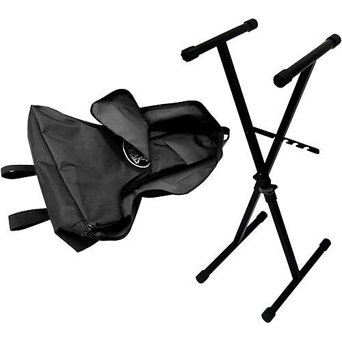 Peak Music Stands SX-10 Portable Keyboard Stand - Single Brace-thumbnail