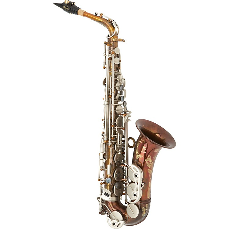 Keilwerth SX90R Vintage Model Professional Alto Saxophone Vintage Finish