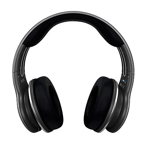 SMS Audio SYNC by 50 Wireless Over-Ear Headphones Silver