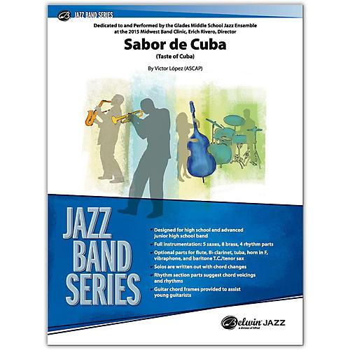 BELWIN Sabor de Cuba Conductor Score 3.5 (Medium)-thumbnail