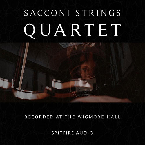 Spitfire Sacconi Strings Quartet Upgrade from Sacconi Strings Vol 1